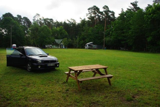 Augustave stovyklavietė