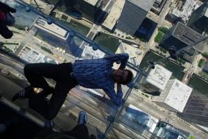 Kabojimas 110 aukšte